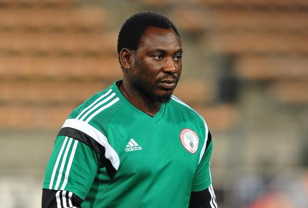 Daniel Amokachi Says he Cannot Be in Charge of a Nigerian Club that Cannot Pay Up Players' Salaries.