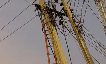 electricity-pole