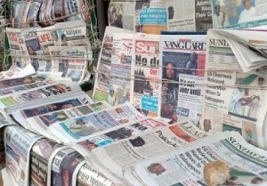 Nigerian newspaper headlines November 30