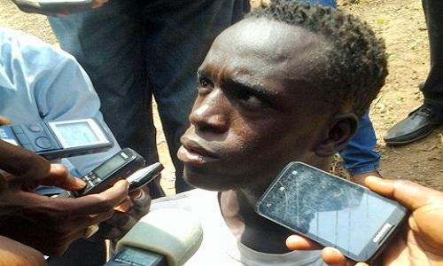 Muktar Umar-Boko Haram suspect