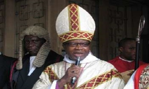 Dean Emeritus Church of Nigeria Anglican Communion-Adebola Ademowo