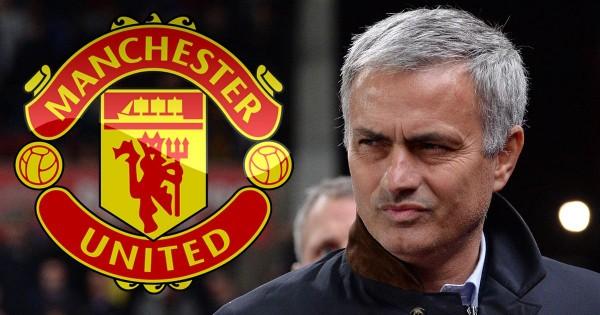 Manchester United manager, Jose Mourinho
