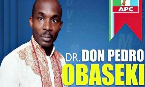 Don Pedro Obaseki