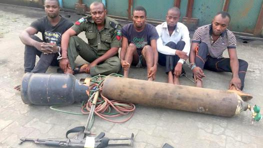 suspects-paraded-by-the-police-for-a-foiled-armed-robbery-operation-at-access-bank-port-harcourt2