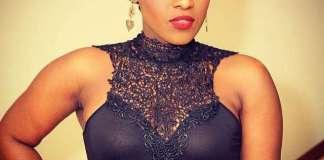 Actress Uche Jombo