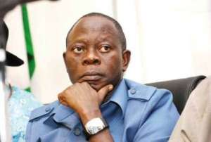 Crisis Brew In APC: Deputy National Leader Calls For Resignation Of Oshiomole With Immediate Effect