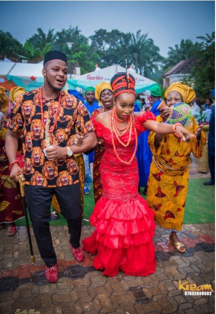 Yoruba Man Marries His Igbo Bride In Anambra (Photos ...