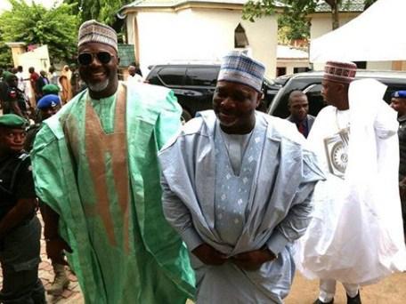 Senator Dino Melaye visit