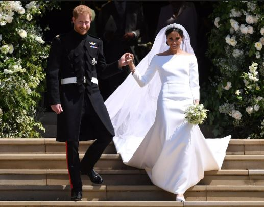 Royal Wedding: What Harry and Meghan Did After Their Wedding ...