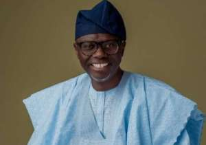 [Photos]: Meet The Wife And Children Of New Governor Of Lagos State, Babajide Sanwo-Olu