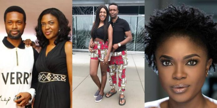 Video: Omoni Oboli And Hubby Show Off Amazing Dance-step, Who Do You Think Won???