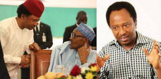 Shehu Sani and President Buhari