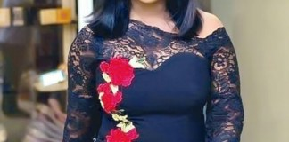 Actress Mercy Johnson