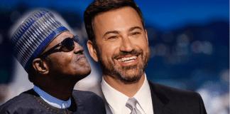 Jimmy Kimmel Mocks Buhari