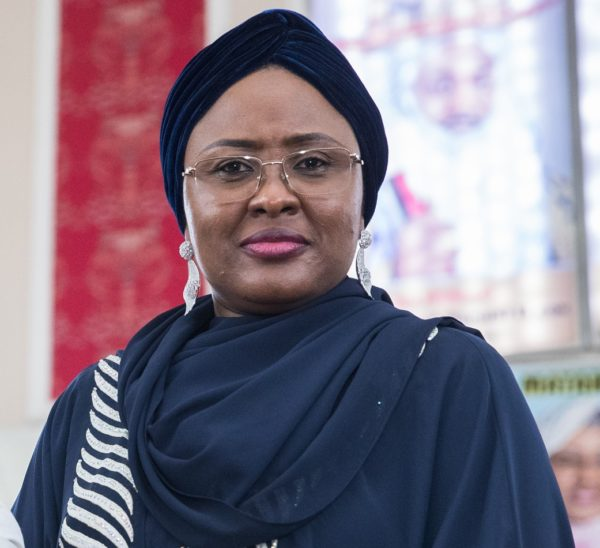 ''Why I Want To Be Addressed As The First Lady From Now'' - Aisha Buhari