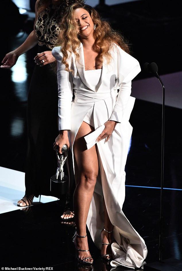 Beyonce NAACP