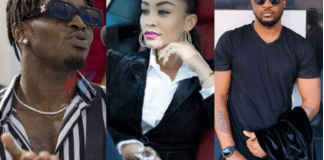 Did Peter Okoye of PSquare sleep with Diamond Platnumz's ex-wife?