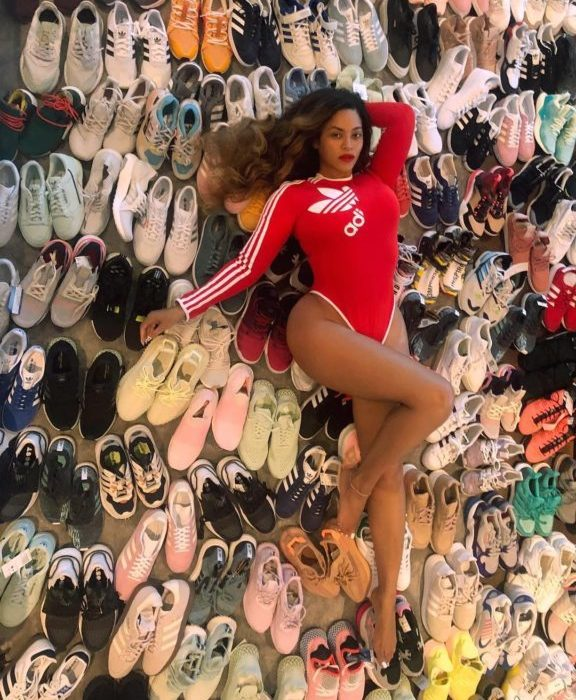 See the photos of Beyonce that is causing people to talk