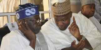 Yakubu Dogara, the Speaker of the House of Representative and a staunch Peoples Democratic Party(PDP) has fired back at the National Leader of the ruling All Progressive Congress(APC), Asiwaju Bola Tinubu, o