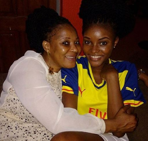 Moji Olaiya's daughter pays emotional tribute to her two years after her passing