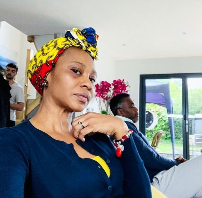Nse Ikpe Etim slams troll who tried to body shame her