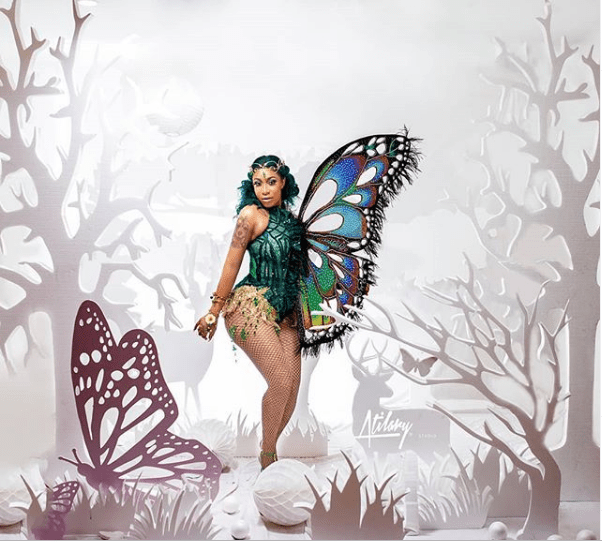 [Photos]: Tonto Dikeh stuns in sexy new images as she puts her enhanced butt on display