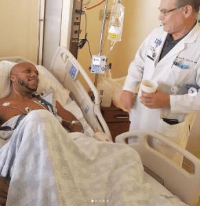 Just In: Charles Okocha Undergoes Surgery