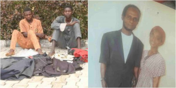 Guards murder man and his daughter over unpaid salaries