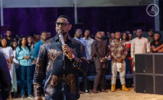 BREAKING!!! COZA Pastor Biodun Fatoyinbo Steps Down