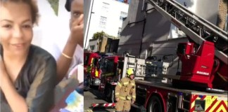 Fire guts Otedola's house