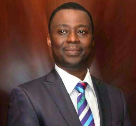 Dr Daniel Olukoya