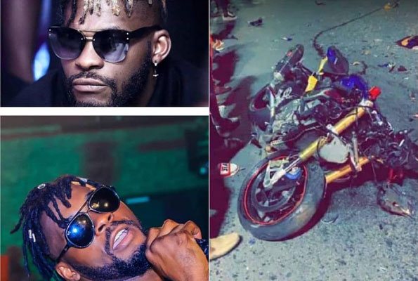 DJ Arafat video of his accident emerges online