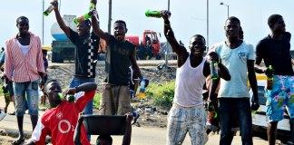 Lagos Area Boys