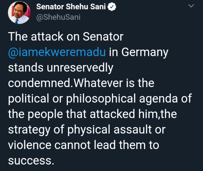 Shehu Sani