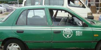 Abuja Taxi