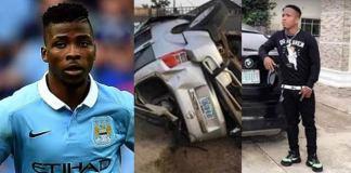 Kelechi's aide dies in auto crash