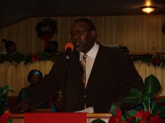 Pastor Wilson David