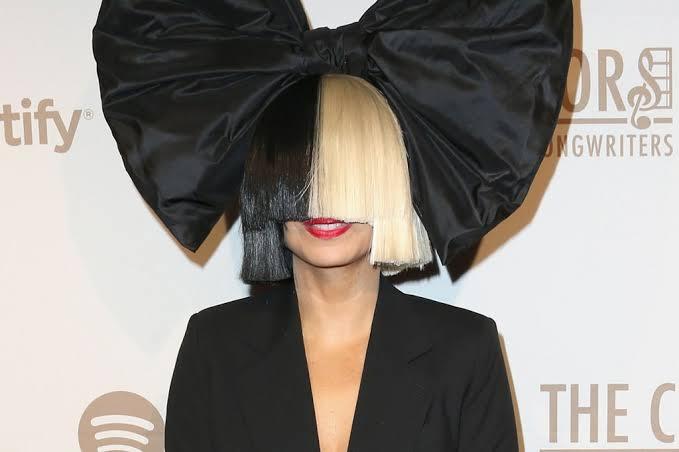 Singer Sia