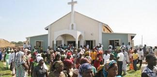 Nigerian Churches