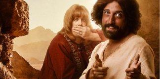 Gay Jesus comedy film
