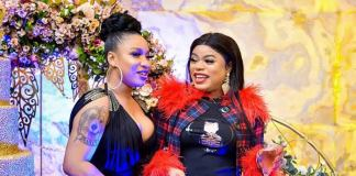 King Tonto Dikeh and Bobrisky