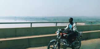 Ajaokuta bridge cuts into two