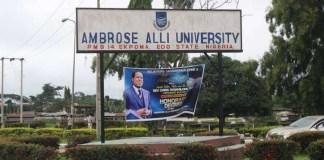 Ambrise Ali University