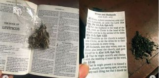 Feminist Use Bible Verse To Roll Weed