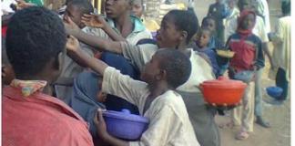 Almajiri beggars
