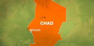 Chad closes borders, airports