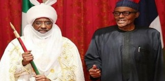 Sanusi and Buhari