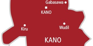 Kano on map