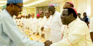 Catholic Church and Buhari