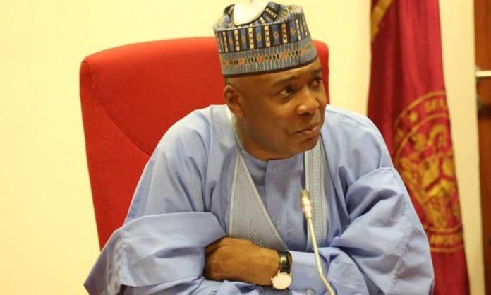 #EndSARS: Danger looms, listen to Nigerians – Saraki tells Buhari, Police
